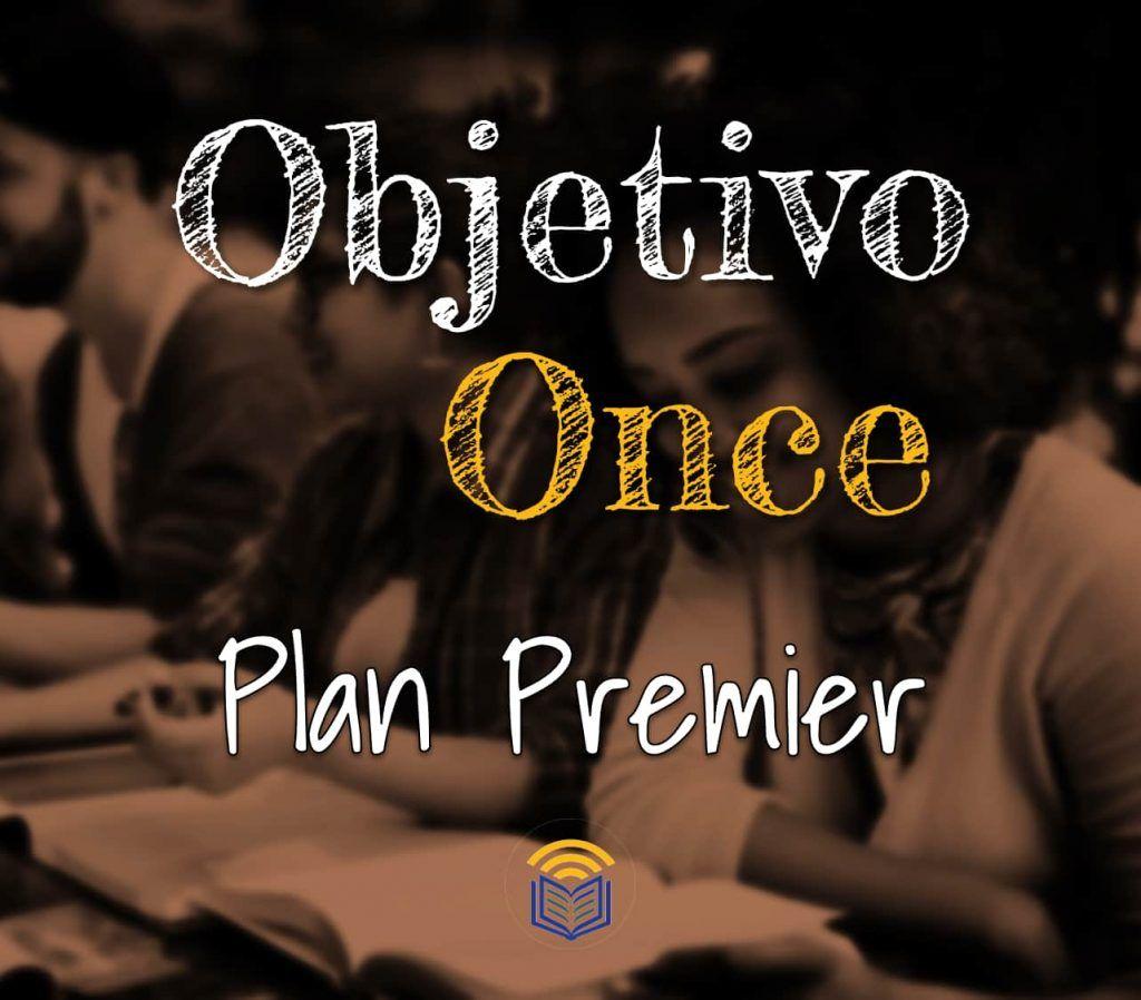 Objetivo Once Plan Premier