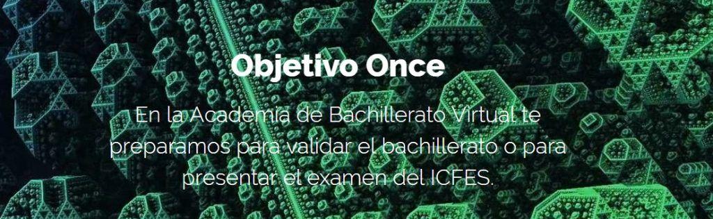 Objetivo Once, la metodología probada con éxito para validar el bachillerato.
