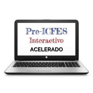 Programa de Pre-ICFES Interactivo Acelerado. Pago de Contado.