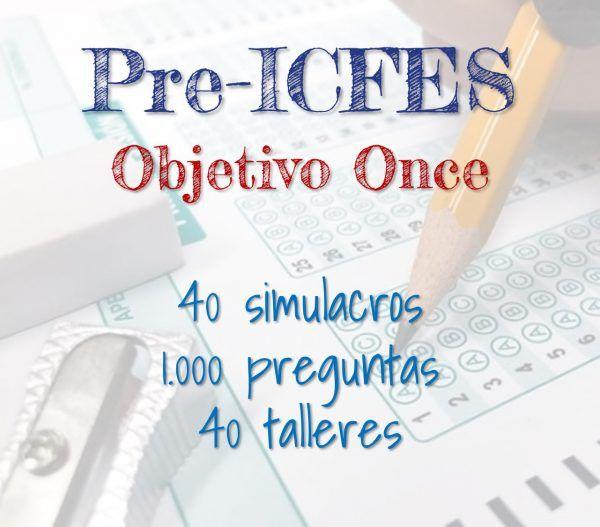 Pre-ICFES Objetivo Once